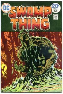 SWAMP THING #9 12, VF, Bernie Wrightson, 1973, 2 issues, Dinosaur, T-rex