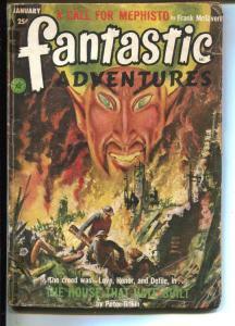 Fantastic Adventures-Pulp-1/1953-Frank McGivern-Peter Dakin
