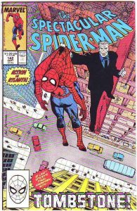 Spider-Man, Peter Parker Spectacular #142 (Sep-88) NM/NM- High-Grade Spider-Man