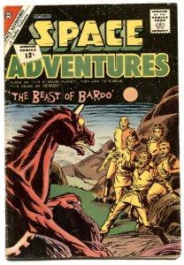Space Adventures #47 1962- Charlton sci-fi comic VG