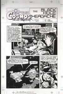 Captain Cosmos The Last Starveyer -2004-Nicola Cuti-Joe Staton-rockets-robots-FN