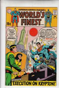 World's Finest #191 (Feb-70) NM- High-Grade Superman, Batman, Robin