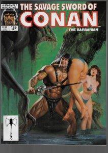 Savage Sword of Conan #165 (Marvel, 1989)
