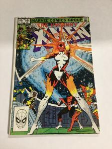 Uncanny X-Men 164 Vg Very Good 4.0 Marvel