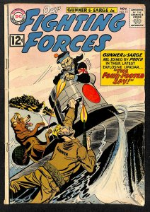 Our Fighting Forces #72 (1962)