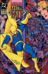 Doctor Fate (1988 series) #38, VF- (Stock photo)