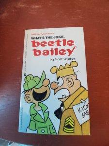 Beatle Bailey 1987