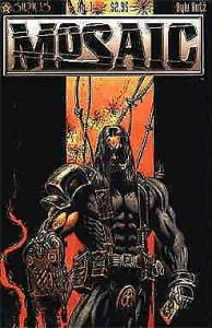Mosaic #1A VF/NM; Sirius | save on shipping - details inside