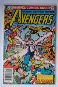 The Avengers, 212