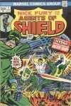 S.H.I.E.L.D. (1973 series) #5, Fine- (Stock photo)
