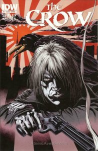 Crow, The: Death & Rebirth #1B FN; IDW   save on shipping - details inside