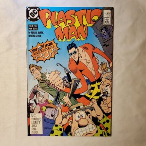 Plastic Man 1 Very Fine-