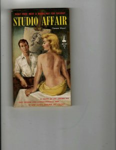 3 Books Studio Affair The Vanishing Vixen Don't You Weep, Don't You Moan JK35