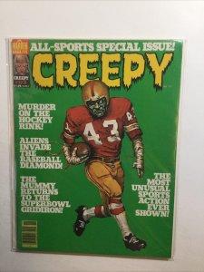Creepy 93 Fine Fn 6.0 Warren Magazine