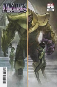 Thanos Legacy #1 - 1:25 Variant NM - Stonehouse Cover!