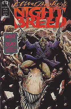 Night Breed (Clive Barker's…) #10 VF/NM; Epic | save on shipping - details insid