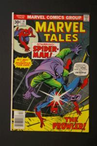 Marvel Tales #74 December 1976