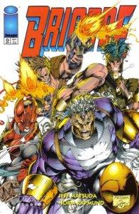 Brigade (1993 series) #0, NM (Stock photo)