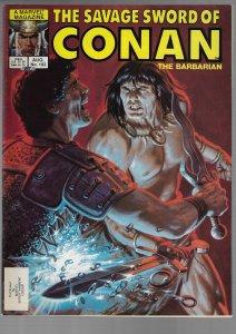 Savage Sword of Conan #103 (Marvel, 1984)