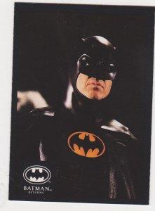 1992 O-Pee-Chee Batman Returns #A
