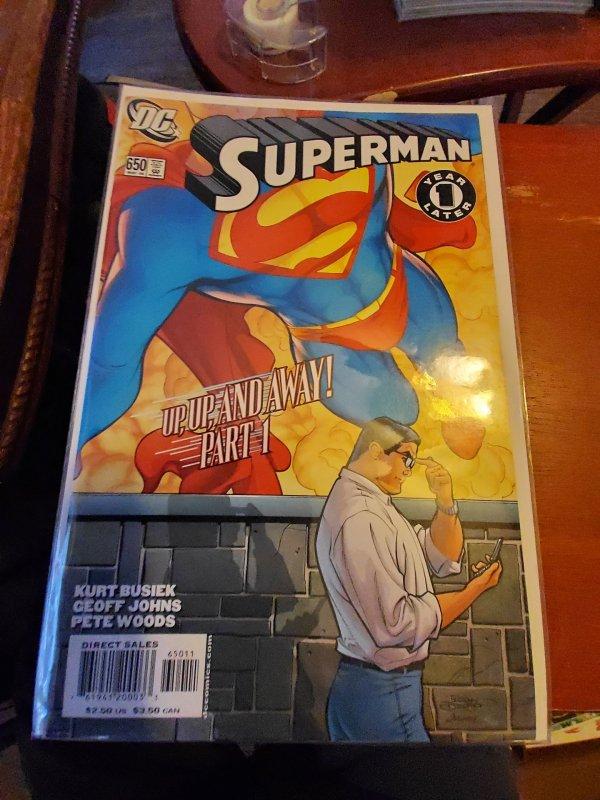 Superman  #650 (2007)