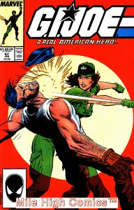 GI JOE #67 Fine Comics Book