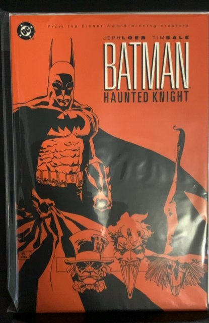 Batman: Haunted Knight #1 (1996)