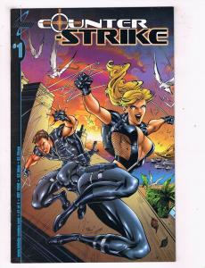Counter Strike (2000) #1 InfinityComic Book Ivan Reis Len KaminskiHH3