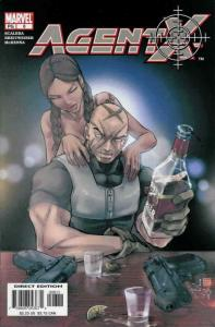 Agent X #8 VF/NM; Marvel   save on shipping - details inside