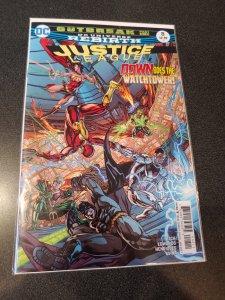 Justice League #8 (2017)