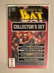 Batman Shadow of the Bat #1 8.0 VF polybagged (1992)