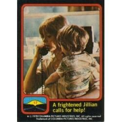 1978 Topps Close Encounters Of The Third Kind A FRIGHTENED JILLIAN CALLS FOR HEL