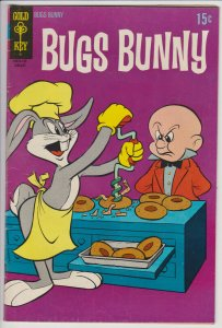 Bugs Bunny #133 (Jan 1971) 5.5 FN- Gold Key