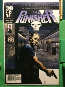 The Punisher #9 Marvel Knights