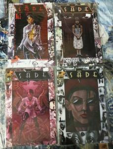 SADE (1996 LNS) 1-4  Mistress Of Pain...