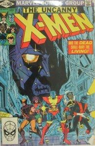 X-Men #149 - 3.0 GD/VG - 1981