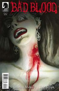 Bad Blood #2, NM + (Stock photo)