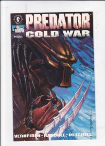 Predator: Cold War #1