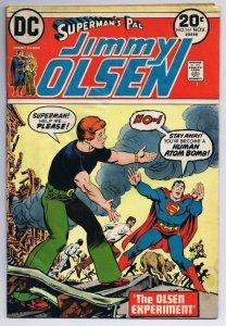 Superman's Pal Jimmy Olsen #161 ORIGINAL Vintage 1973 Comics