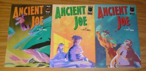 Ancient Joe #1-3 VF/NM complete series - c. scott morse - dark horse - boxer 2