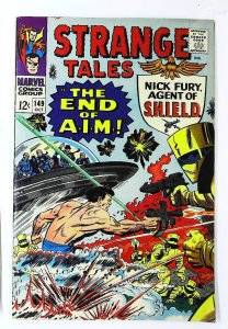 Strange Tales (1951 series) #149, VF- (Actual scan)