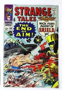 Strange Tales (1951 series) #149, VF- (Actual scan)