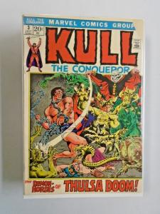 Kull the Conqueror (1st Series) 18 Different From:#3-29, Average 7.0 (1972-1978)