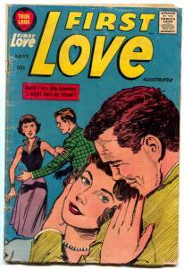 First Love #87 1958- Harvey Romance Comic G