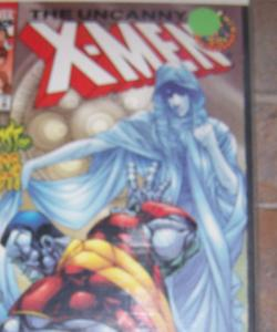 UNCANNY X-MEN  # 365 ILLIANA'S GHOST COLOSSUS STORM PHOENIX