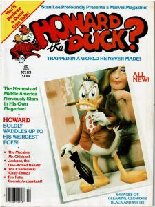 Howard the Duck #1 (1979 Magazine) - 9.0 or Better - First Issue!