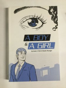 A Boy And A Girl Near Mint Nm Tpb Sc Softcover Oni Press