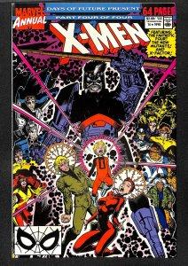 X-Men Annual #14 NM+ 9.6 1st Gambit!