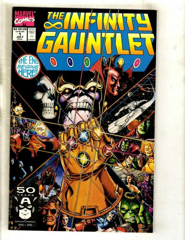 2 infinity gauntlets