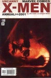 UNCANNY X-MEN: 2001 #1 NM-